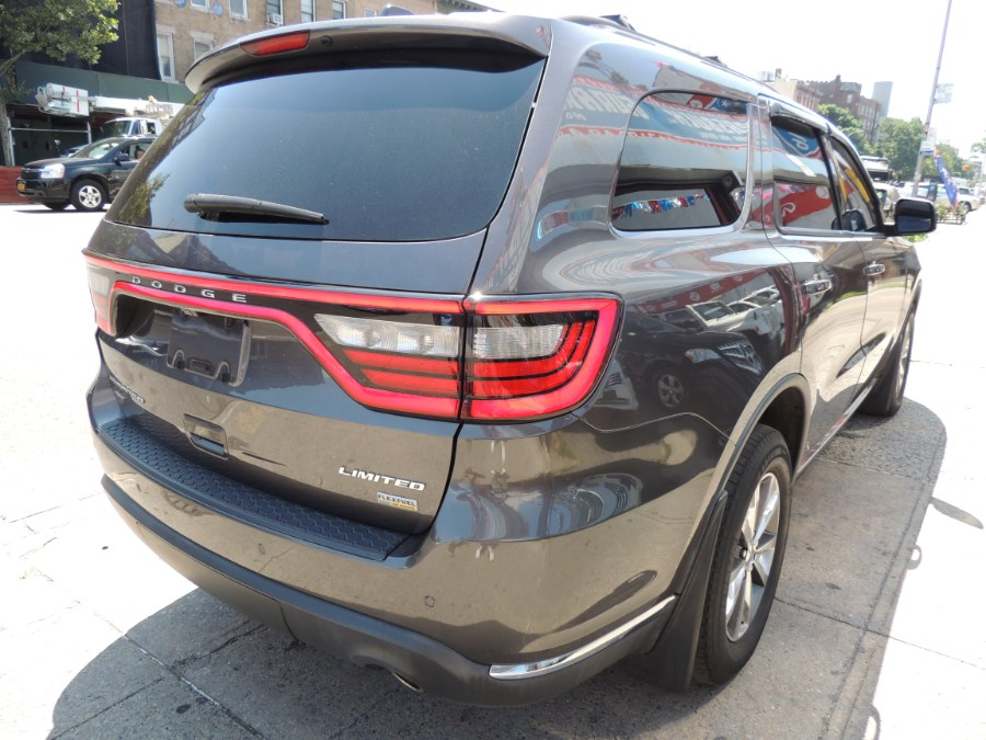 2014 Dodge Durango AWD 4dr Limited, available for sale in Brooklyn, New York | Carsbuck Inc.. Brooklyn, New York