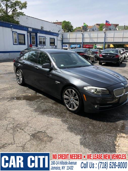 2011 BMW 5 Series 4dr Sdn 550i xDrive AWD, available for sale in Jamaica, New York | Car Citi. Jamaica, New York
