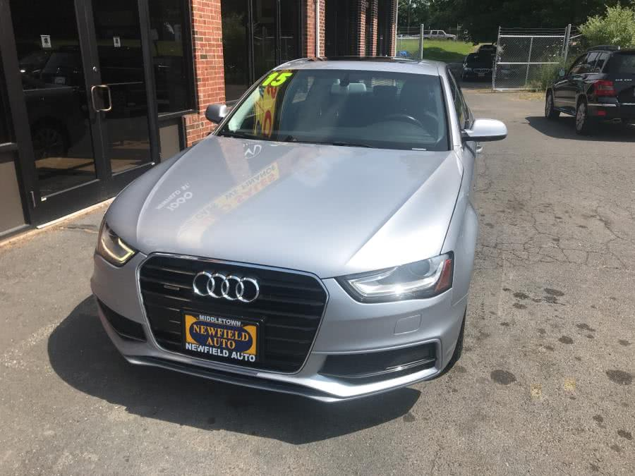 Used 2015 Audi A4 in Middletown, Connecticut | Newfield Auto Sales. Middletown, Connecticut