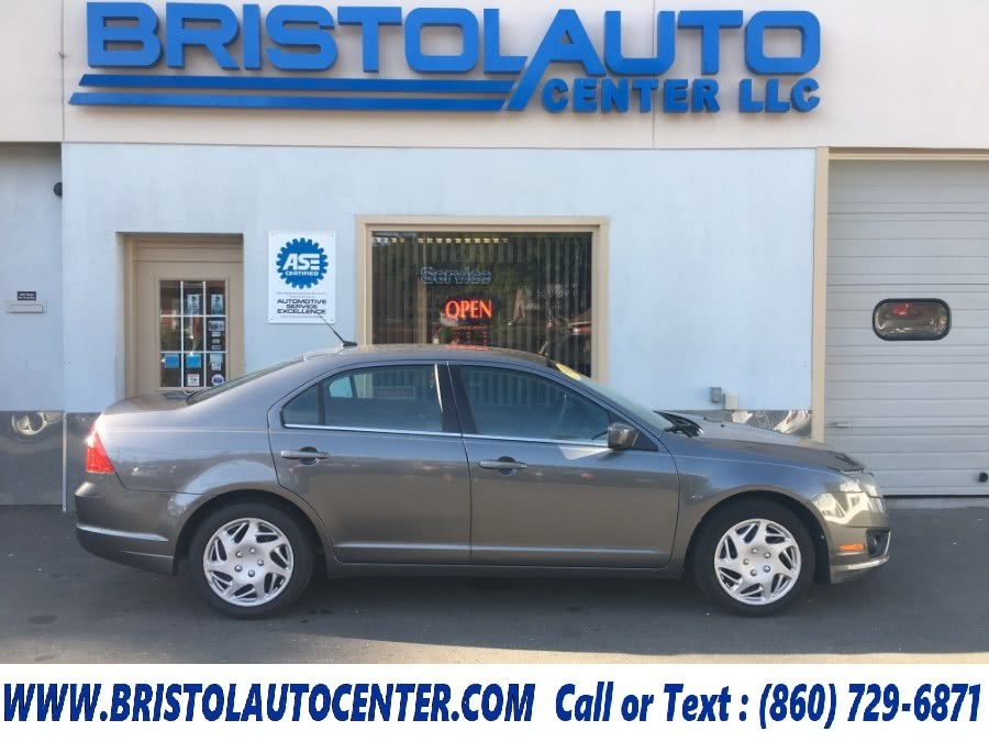 Used 2010 Ford Fusion in Bristol, Connecticut | Bristol Auto Center LLC. Bristol, Connecticut