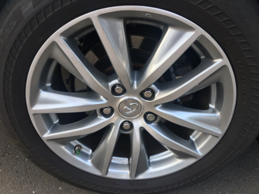 2015 INFINITI Q50 4dr Sdn Sport AWD, available for sale in Bristol, Connecticut | Bristol Auto Center LLC. Bristol, Connecticut