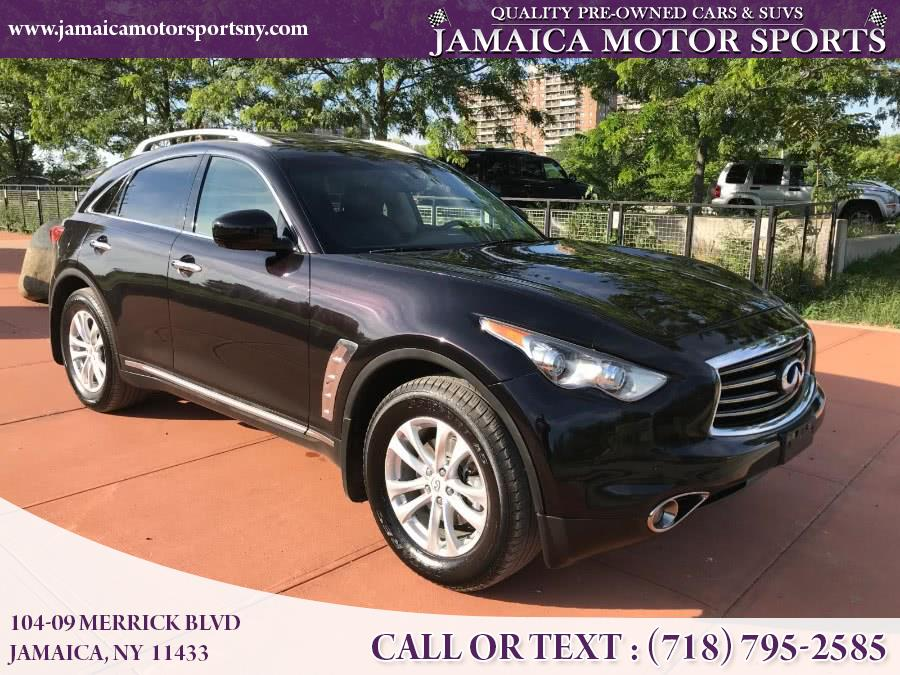 Used 2013 Infiniti FX37 in Jamaica, New York | Jamaica Motor Sports . Jamaica, New York