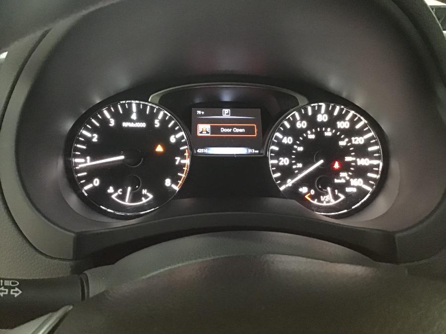 Used Nissan Altima 4dr Sdn I4 2.5 S 2016   M Sport Motor Car. Hillside, New Jersey
