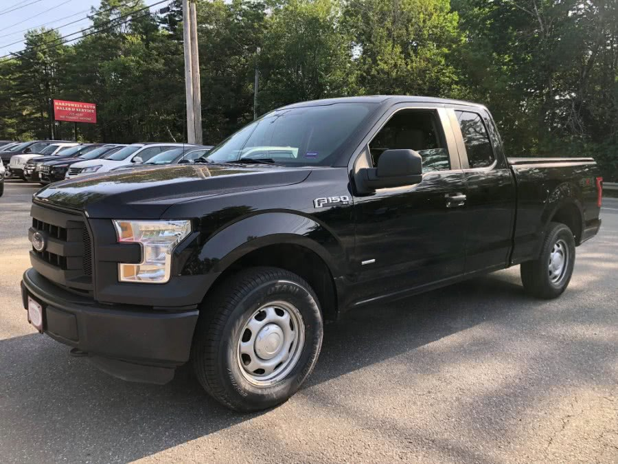 Used 2016 Ford F-150 in Harpswell, Maine | Harpswell Auto Sales Inc. Harpswell, Maine