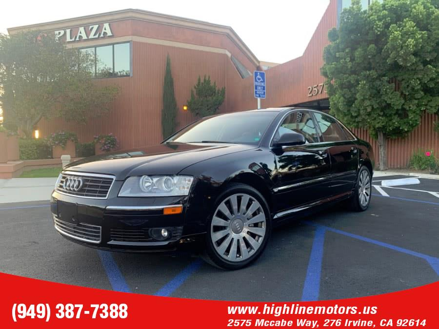 Used 2005 Audi A8 in Irvine, California | High Line Motors LLC. Irvine, California