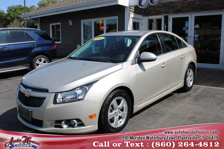 Used 2014 Chevrolet Cruze in Plantsville, Connecticut | Auto House of Luxury. Plantsville, Connecticut