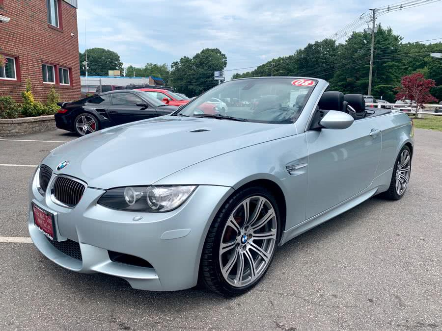 Used BMW 3 Series 2dr Conv M3 2008 | Mike And Tony Auto Sales, Inc. South Windsor, Connecticut