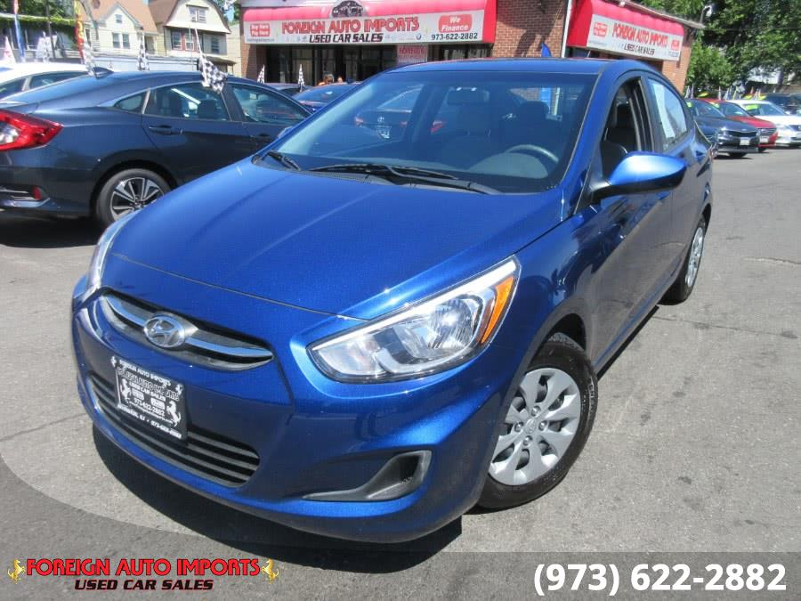 Used 2017 Hyundai Accent in Irvington, New Jersey | Foreign Auto Imports. Irvington, New Jersey