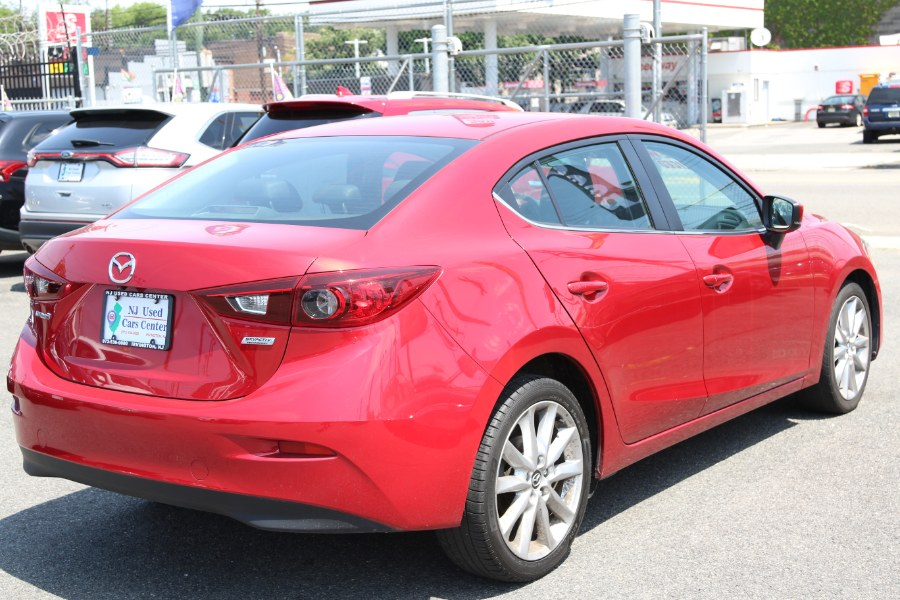 2017 Mazda Mazda3 Touring 4dr Sedan 6A, available for sale in Irvington, New Jersey | NJ Used Cars Center. Irvington, New Jersey