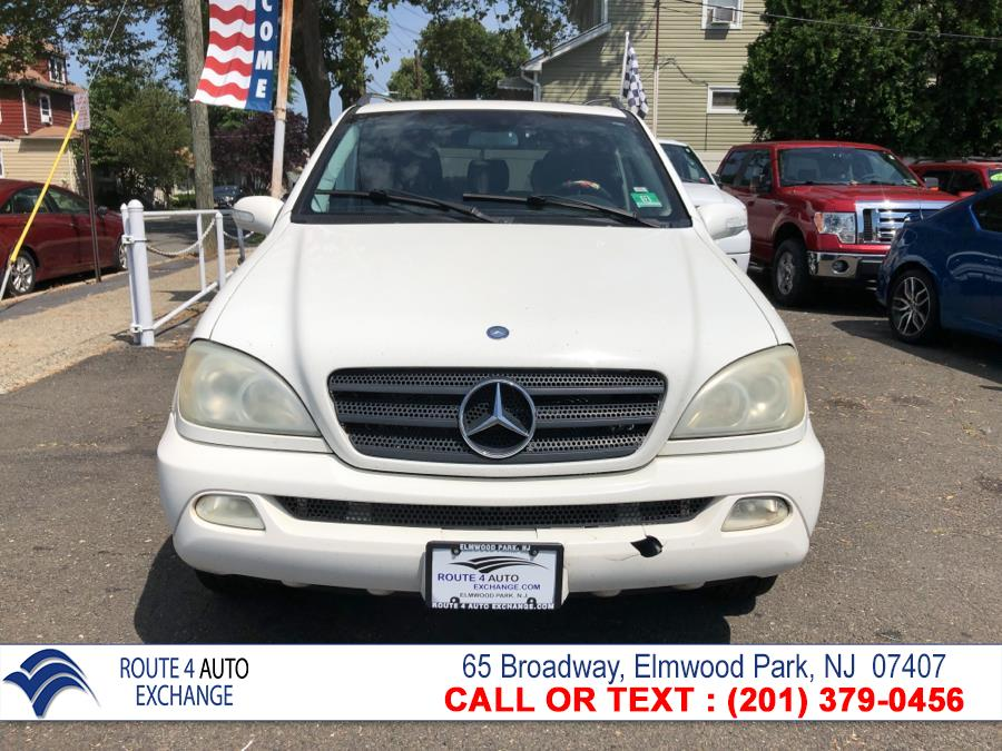 2003 Mercedes-Benz M-Class 4dr AWD 3.5L, available for sale in Elmwood Park, New Jersey | Route 4 Auto Exchange. Elmwood Park, New Jersey