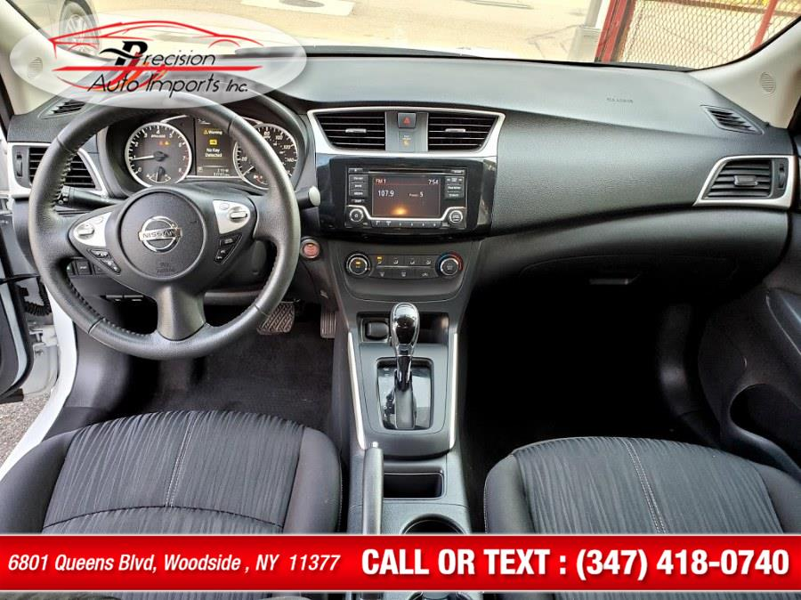2017 Nissan Sentra 4D SEDAN SV, available for sale in Woodside , New York | Precision Auto Imports Inc. Woodside , New York