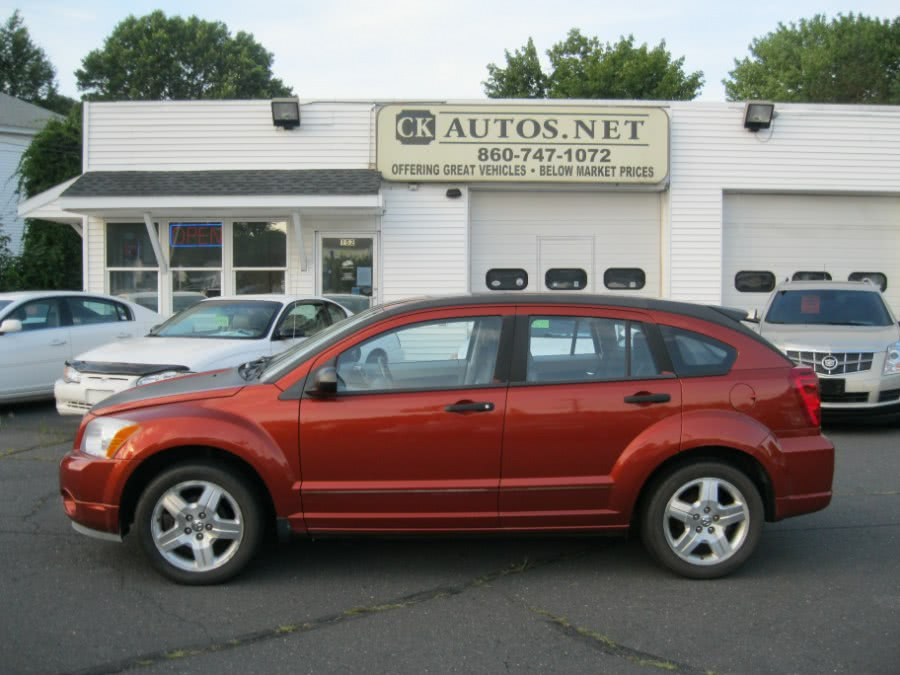 Used 2007 Dodge Caliber in Plainville, Connecticut | CK Autos. Plainville, Connecticut