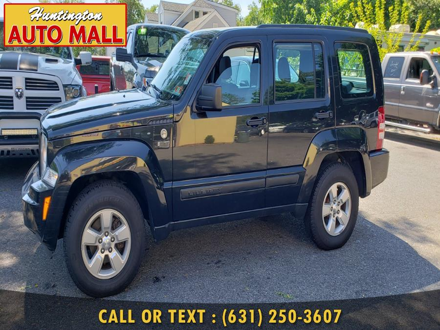 2011 Jeep Liberty 4WD 4dr Sport, available for sale in Huntington Station, New York | Huntington Auto Mall. Huntington Station, New York