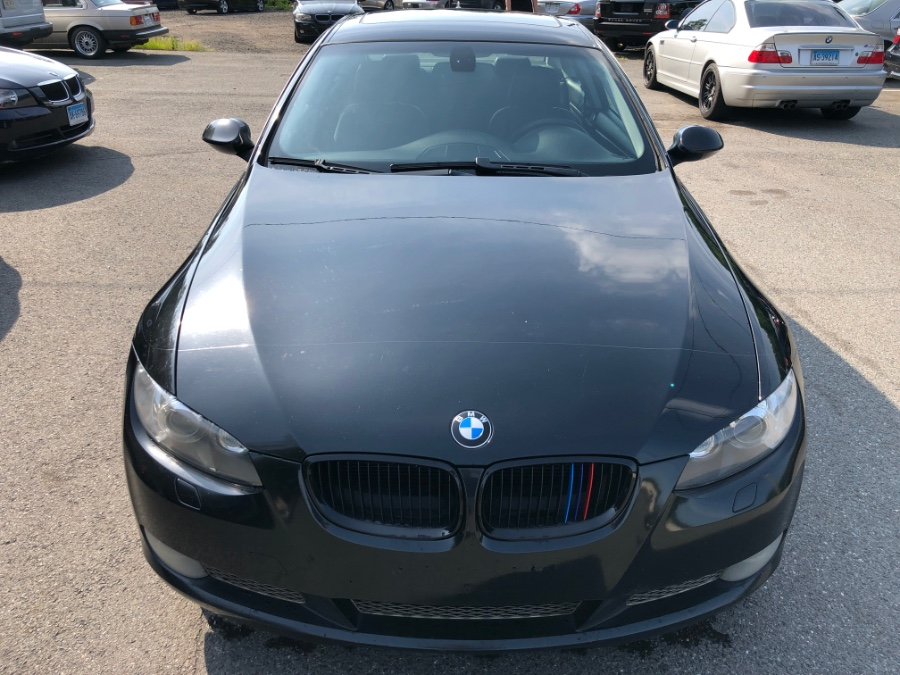 2008 BMW 3 Series 2dr Cpe 335xi AWD, available for sale in New Milford, CT