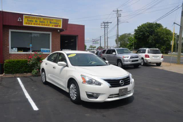 Used 2014 Nissan Altima in New Haven, Connecticut | Boulevard Motors LLC. New Haven, Connecticut