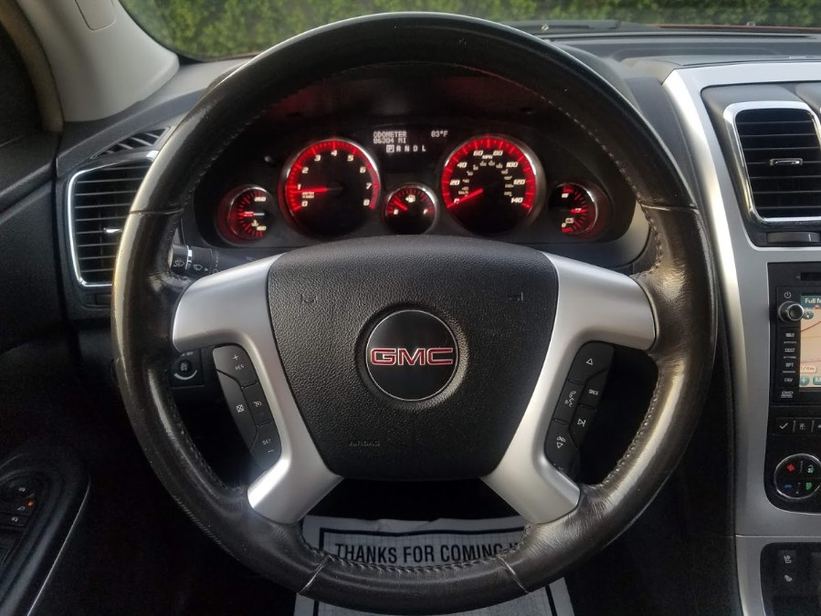 2009 GMC Acadia SLT AWD w/Leather,Navigation,Back-up Camera,Heads-up Disp., available for sale in Queens, NY