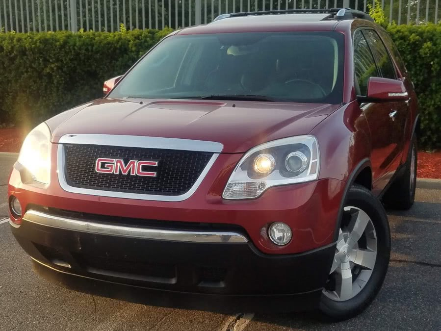 Used GMC Acadia SLT AWD w/Leather,Navigation,Back-up Camera,Heads-up Disp. 2009