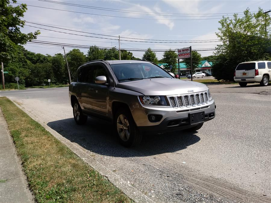 Used Jeep Compass 4WD 4dr Latitude 2015 | Roe Motors Ltd. Shirley, New York