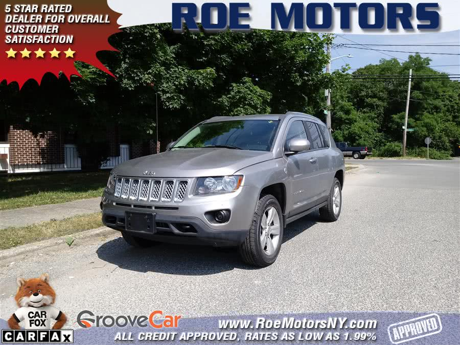 Used 2015 Jeep Compass in Shirley, New York | Roe Motors Ltd. Shirley, New York