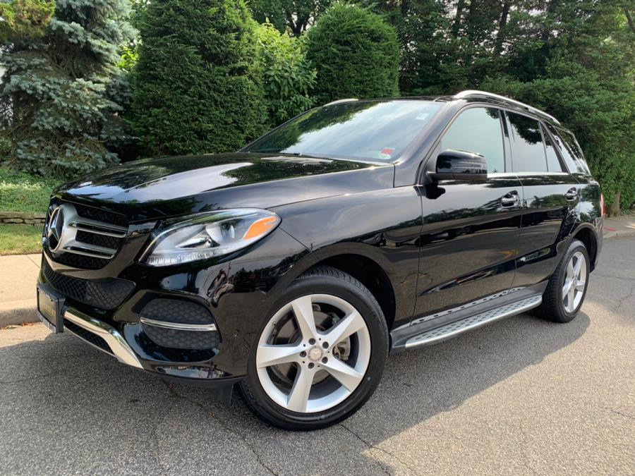 2017 Mercedes-Benz GLE-Class GLE 350 4MATIC SUV, available for sale in Franklin Square, New York | Luxury Motor Club. Franklin Square, New York