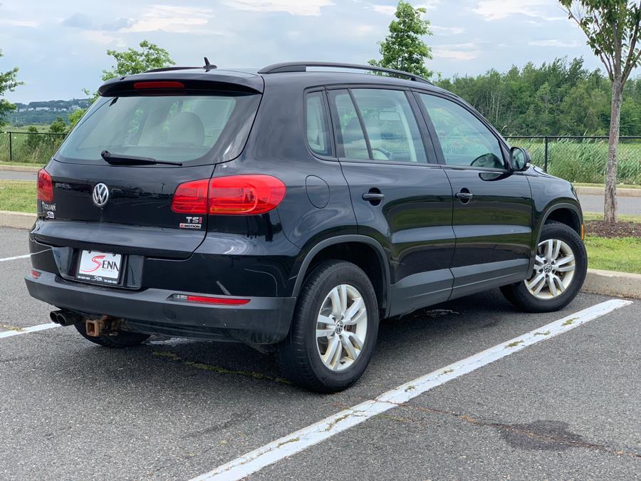 2016 Volkswagen Tiguan 4MOTION 4dr Auto S, available for sale in Revere, Massachusetts | Sena Motors Inc. Revere, Massachusetts