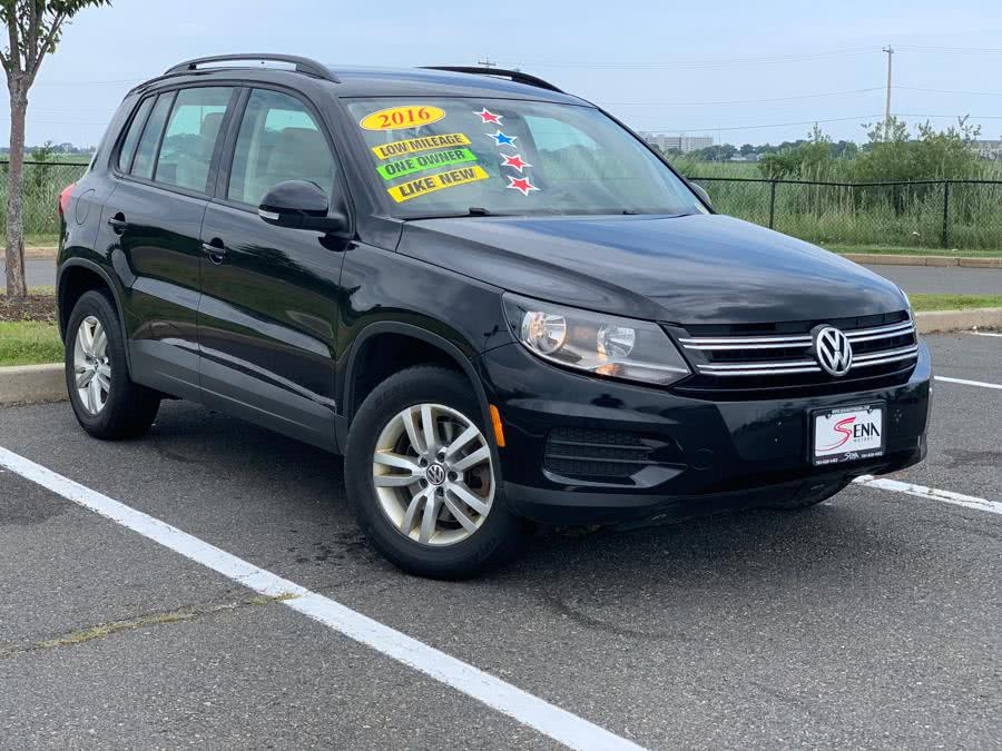 Used 2016 Volkswagen Tiguan in Revere, Massachusetts | Sena Motors Inc. Revere, Massachusetts