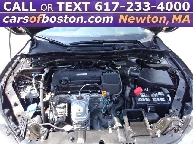 2017 Honda Accord Sedan EX CVT, available for sale in Newton, Massachusetts | Motorcars of Boston. Newton, Massachusetts