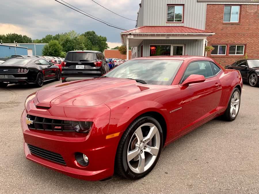 Used Chevrolet Camaro 2dr Cpe 2SS 2012 | Mike And Tony Auto Sales, Inc. South Windsor, Connecticut