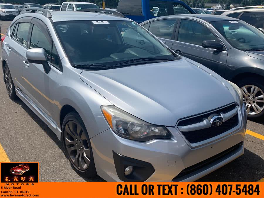 Used 2012 Subaru Impreza Wagon in Canton, Connecticut | Lava Motors. Canton, Connecticut