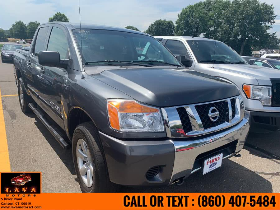 Used 2008 Nissan Titan in Canton, Connecticut | Lava Motors. Canton, Connecticut