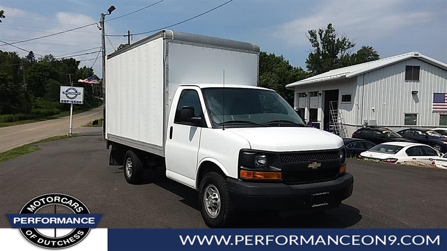 Used 2015 Chevrolet Express Commercial Cutaway in Wappingers Falls, New York | Performance Motorcars Inc. Wappingers Falls, New York