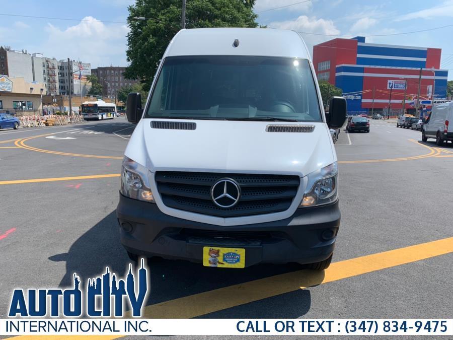 2016 Mercedes-Benz Sprinter Passenger Vans RWD 2500 144