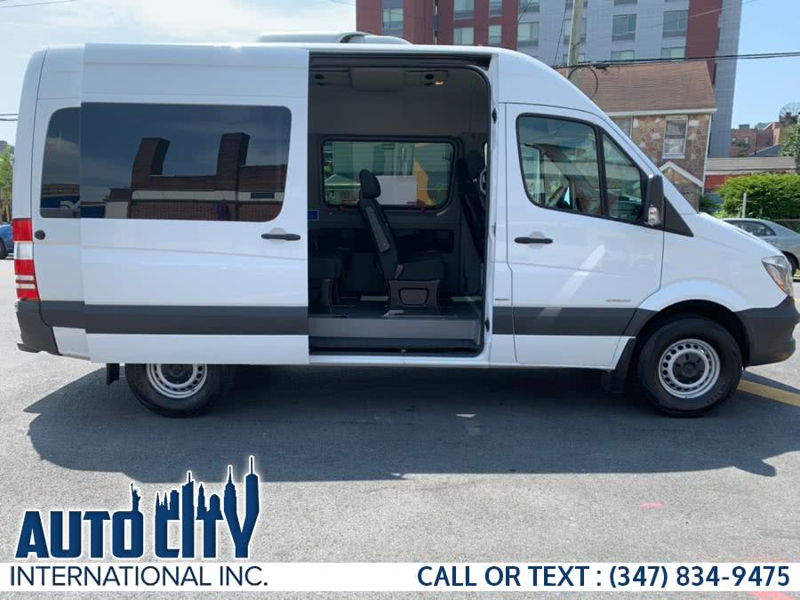 Used 2016 Mercedes-Benz Sprinter Passenger Vans in Brooklyn, New York | Auto City Int Inc. Brooklyn, New York