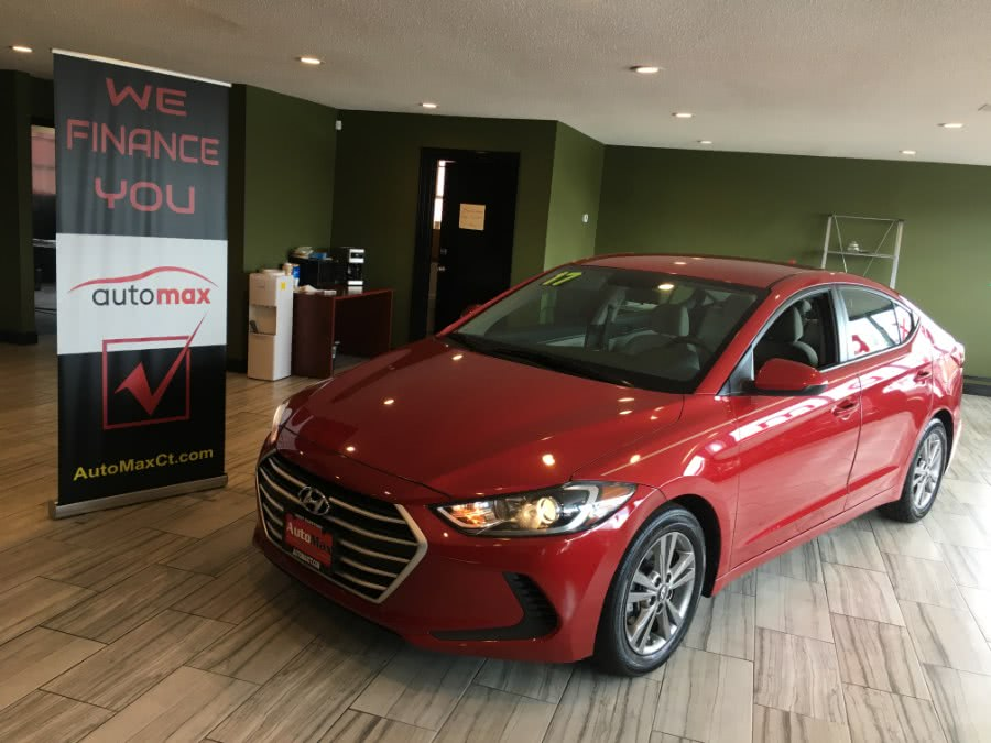 Used 2017 Hyundai Elantra in West Hartford, Connecticut | AutoMax. West Hartford, Connecticut