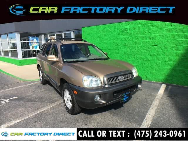 Used Hyundai Santa Fe GLS awd 2004 | Car Factory Direct. Milford, Connecticut