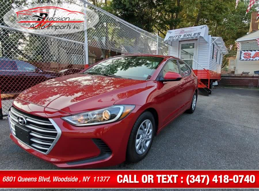 Used 2017 Hyundai Elantra in Woodside , New York | Precision Auto Imports Inc. Woodside , New York