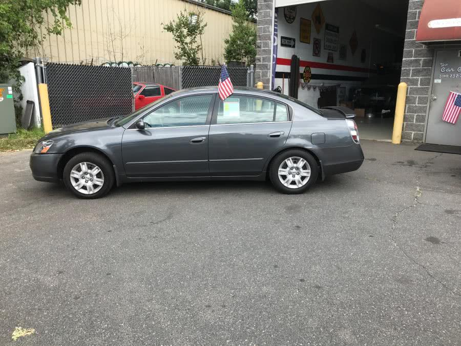 Used Nissan Altima 4dr Sdn I4 Auto 2.5 S ULEV 2006 | The Car Company. Springfield, Massachusetts