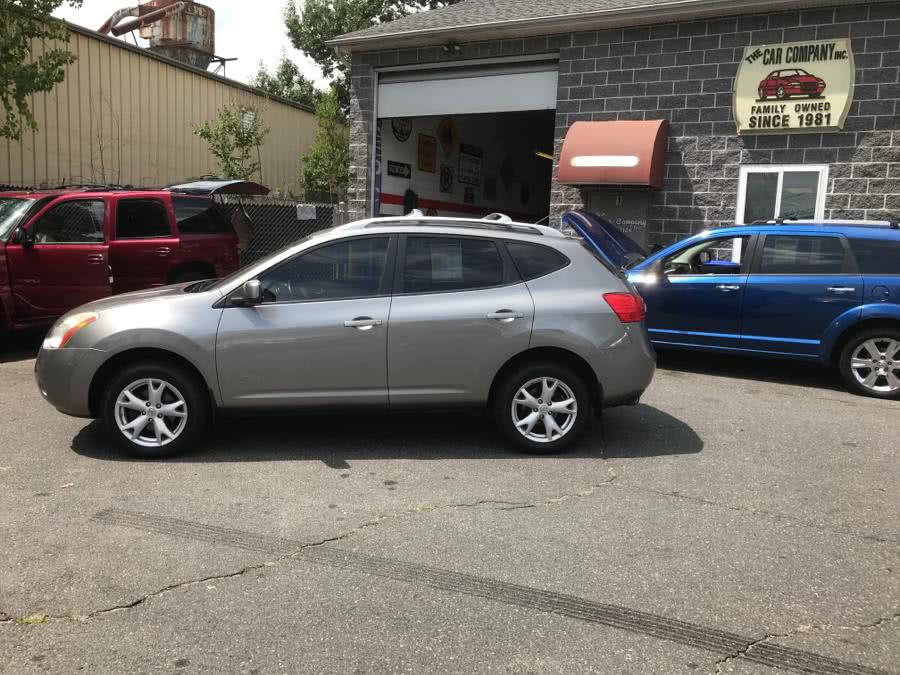 Used 2008 Nissan Rogue in Springfield, Massachusetts | The Car Company. Springfield, Massachusetts