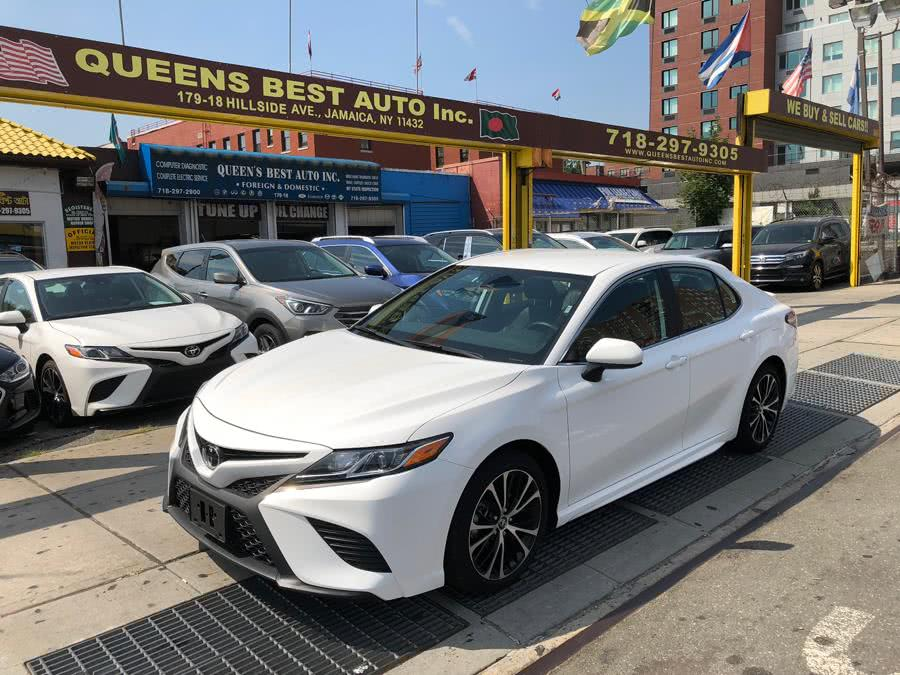 2019 Toyota Camry SE, available for sale in Jamaica, New York | Queens Best Auto, Inc.. Jamaica, New York