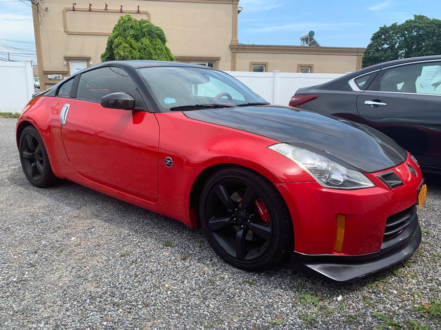 2008 Nissan 350Z 2dr Cpe Auto Grand Touring, available for sale in Copiague, New York | Great Buy Auto Sales. Copiague, New York