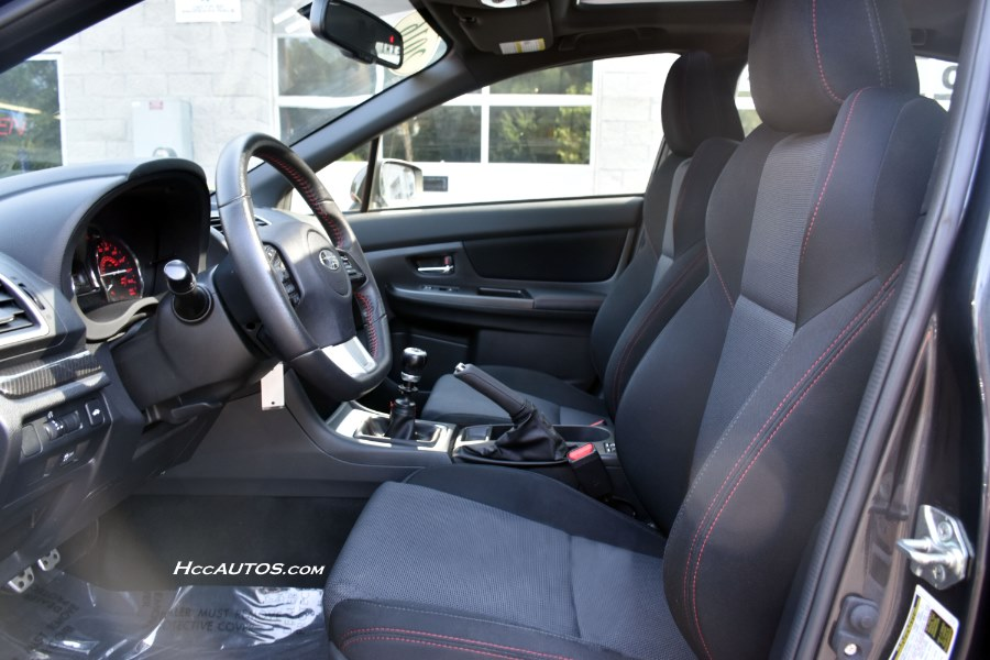 2016 Subaru WRX 4dr Sdn Man Premium, available for sale in Waterbury, Connecticut | Highline Car Connection. Waterbury, Connecticut