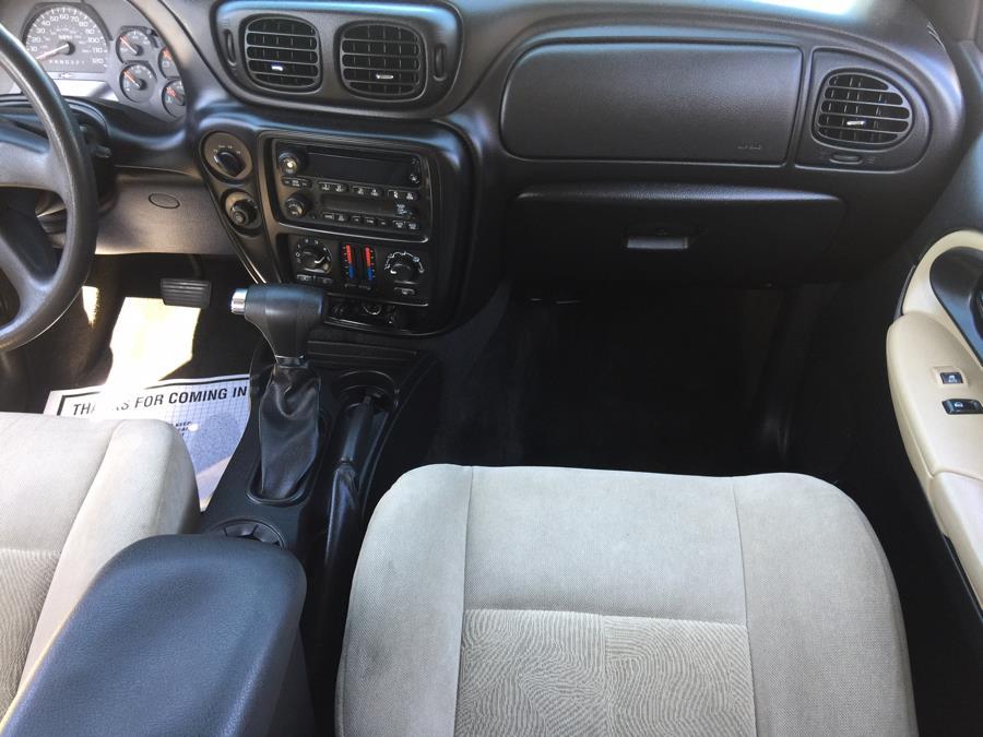 Used Chevrolet TrailBlazer 4dr 4WD LS 2006 | Mike's Motors LLC. Stratford, Connecticut