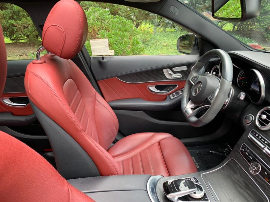 2016 Mercedes-Benz C-Class 4dr Sdn C 450 AMG 4MATIC, available for sale in Franklin Square, New York | Luxury Motor Club. Franklin Square, New York