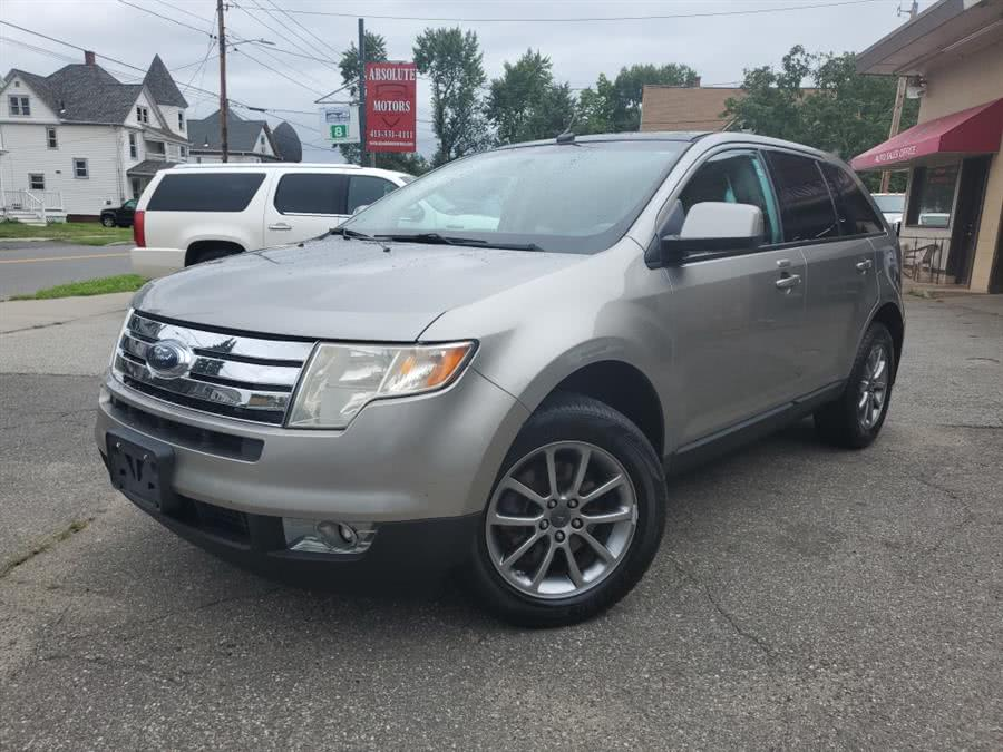 Used 2008 Ford Edge in Springfield, Massachusetts | Absolute Motors Inc. Springfield, Massachusetts