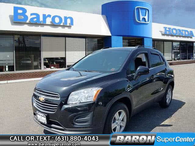 Used 2016 Chevrolet Trax in Patchogue, New York | Baron Supercenter. Patchogue, New York
