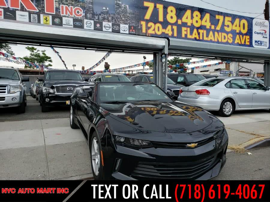 Used 2018 Chevrolet Camaro in Brooklyn, New York | NYC Automart Inc. Brooklyn, New York