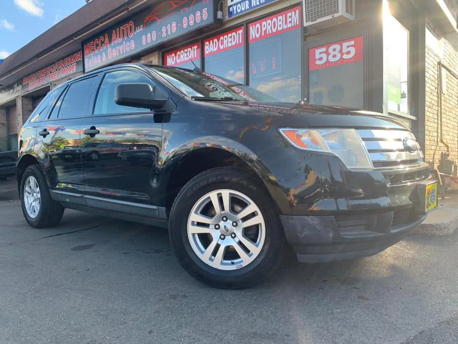 2008 Ford Edge 4dr SE FWD, available for sale in Hartford, Connecticut | Mecca Auto LLC. Hartford, Connecticut