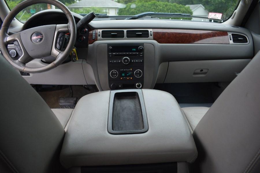 2011 GMC Sierra 2500HD 4WD Ext Cab 144.2