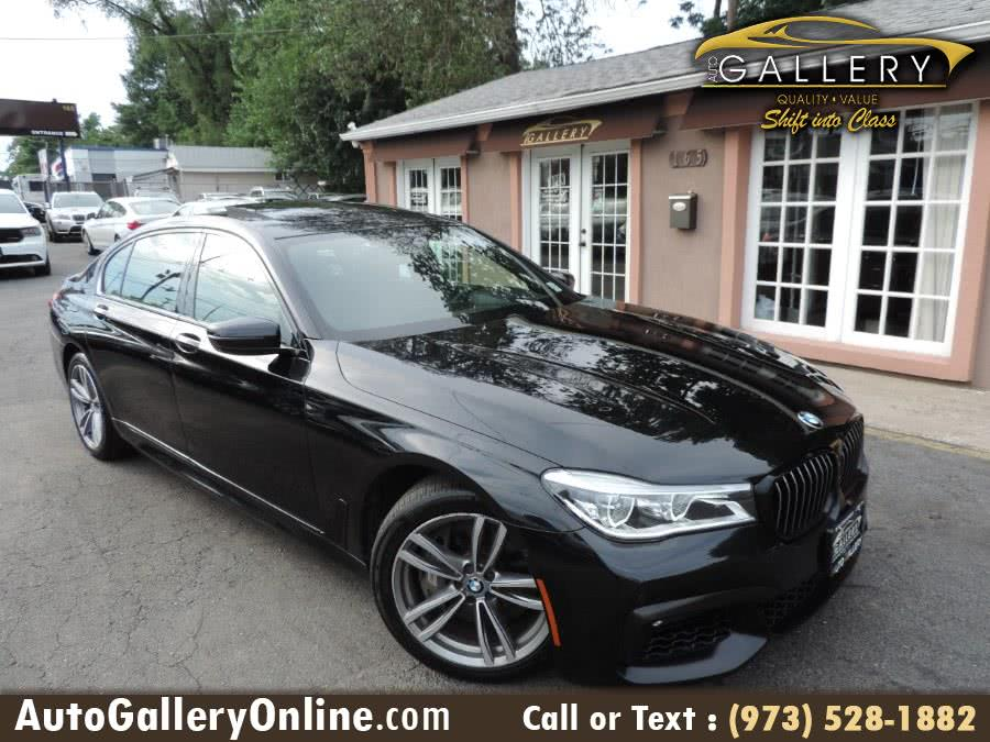 Used 2016 BMW 7 Series in Lodi, New Jersey | Auto Gallery. Lodi, New Jersey