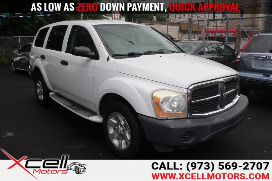 Used 2004 Dodge Durango in Paterson, New Jersey | Xcell Motors LLC. Paterson, New Jersey